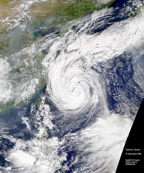 Typhoon Saomai - related image preview
