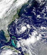 Tropical Storm Florence - selected image