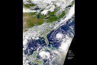 Hurricane Florence and Eastern U.S.