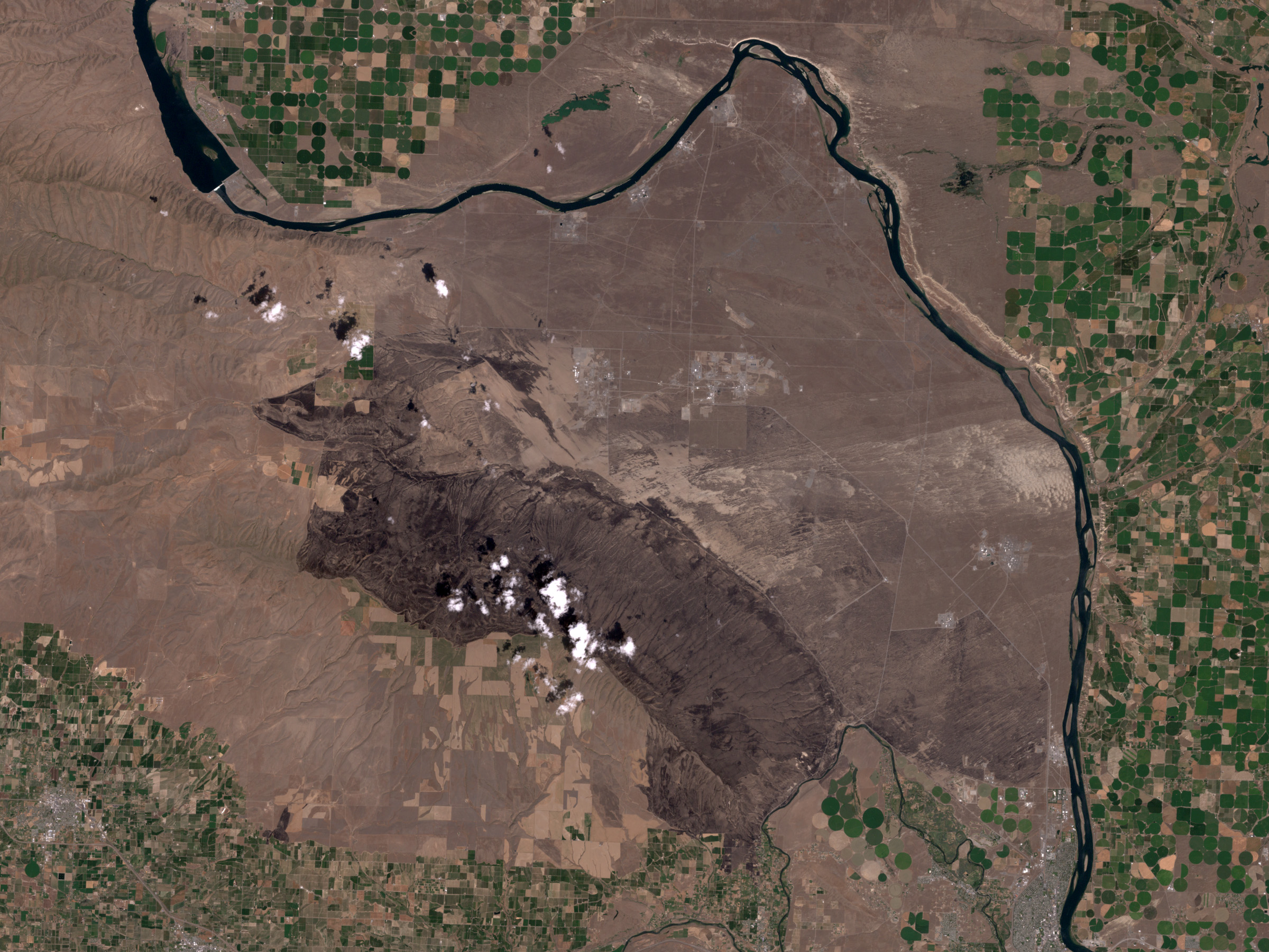 Hanford, Washington After Fires - related image preview
