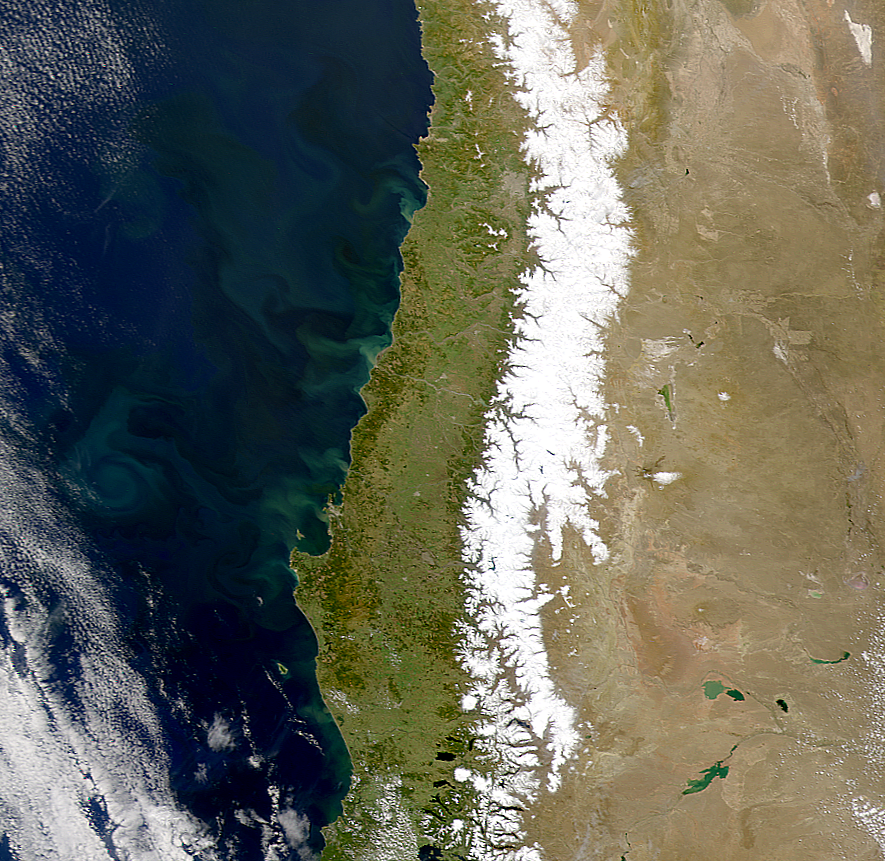Central Chile - related image preview
