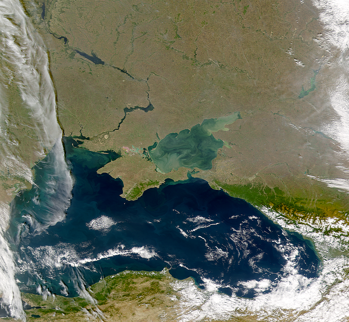 Sea of Azov - related image preview
