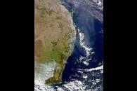 Eastern Australia Smoke