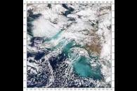 SeaWiFS: Bering Sea