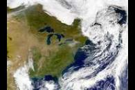 SeaWiFS: Eastern U.S. and Canada