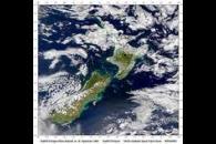 SeaWiFS: New Zealand