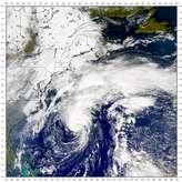 SeaWiFS: Hurricane Michael - selected image