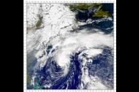 SeaWiFS: Hurricane Michael
