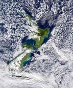 SeaWiFS: White Island Eruption Plume - selected image