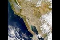 SeaWiFS: Gulf of California Dust Storm