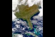 SeaWiFS: Southeast U.S.