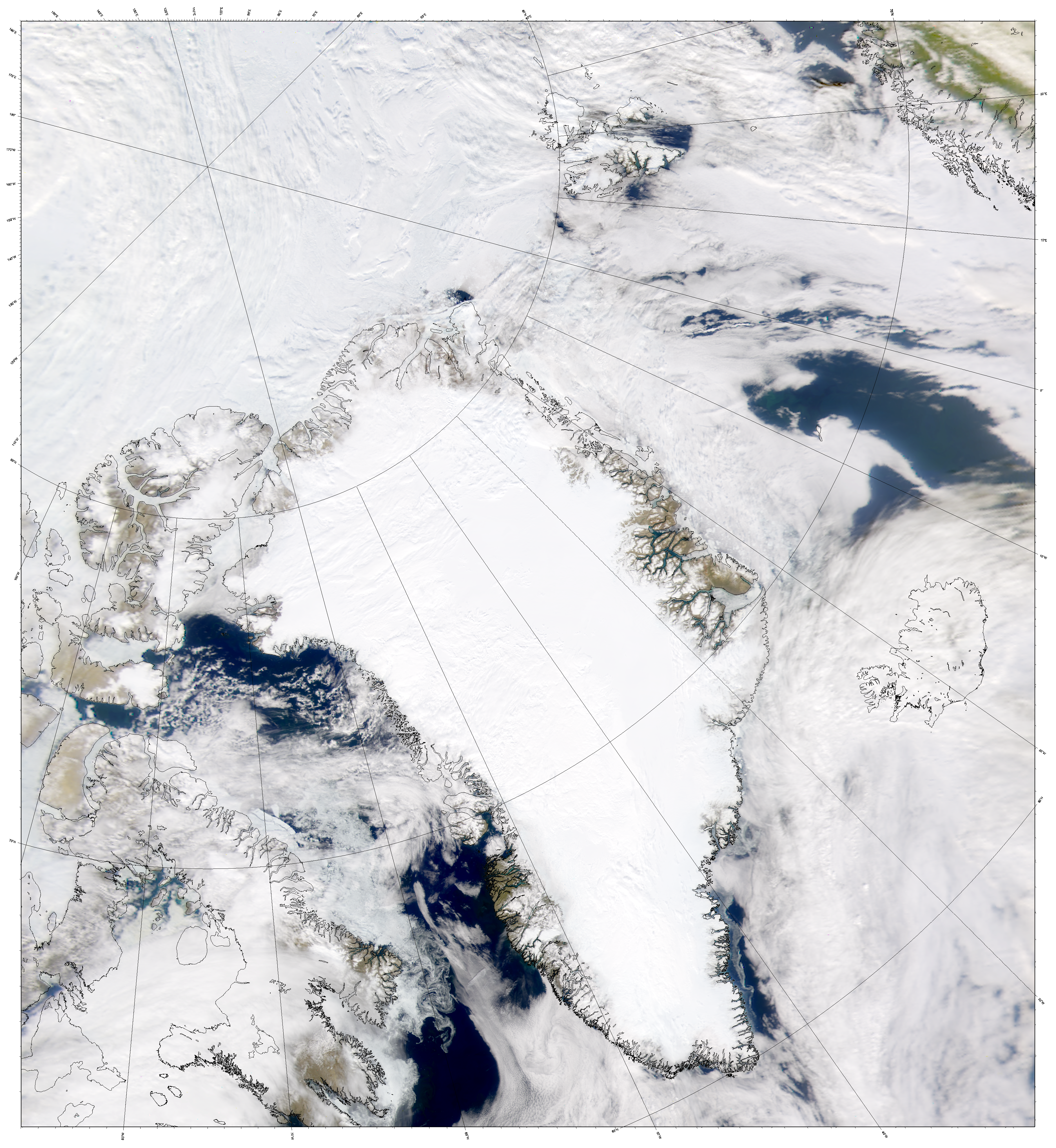 SeaWiFS: Greenland - related image preview