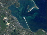 Landsat: Plymouth, Mass. - selected image
