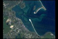 Landsat: Plymouth, Mass.