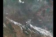 MODIS: Fires in Angloa, Congo, and Zambia