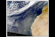 SeaWiFS: Sahara Dust