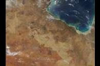 MODIS: Fires in Northern Australia