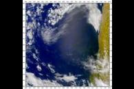 SeaWiFS: Juan Fernandez Islands and Sunglint