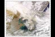 SeaWiFS: Asian Dust