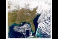 SeaWiFS: Southeastern U.S.