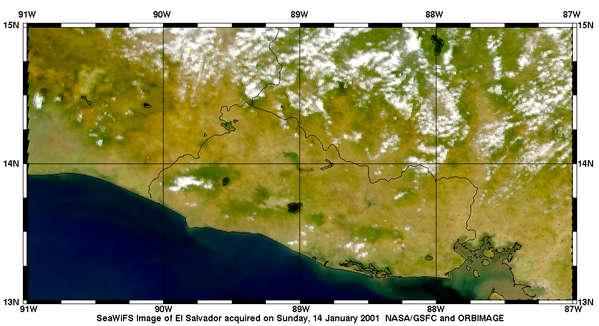 Central America, Including El Salvador - related image preview