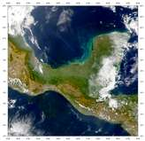 Bay of Campeche and Gulf of Tehuantepec - selected image