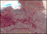 Earthquake Region, India - selected image