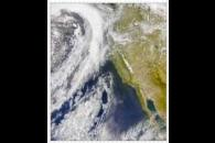 SeaWiFS: Asian Dust over the Western United States