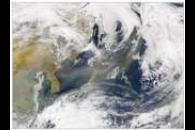 SeaWiFS: Dust and other Aerosols from Asia