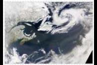 SeaWiFS: Hazy Skies over Maritime Canada