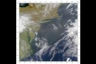 SeaWiFS: Hazy Skies over the U.S. Mid-Atlantic Coast