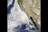 SeaWiFS: The Western United States and Mexico