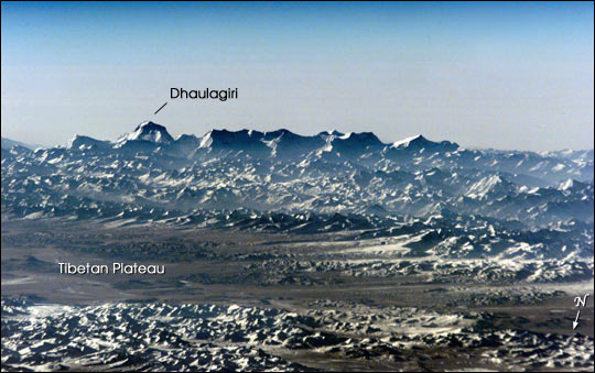 Dhaulagiri, Himalayan Ranges of Nepal - related image preview