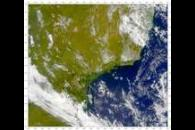 SeaWiFS: Coastal Waters in Southern Brazil