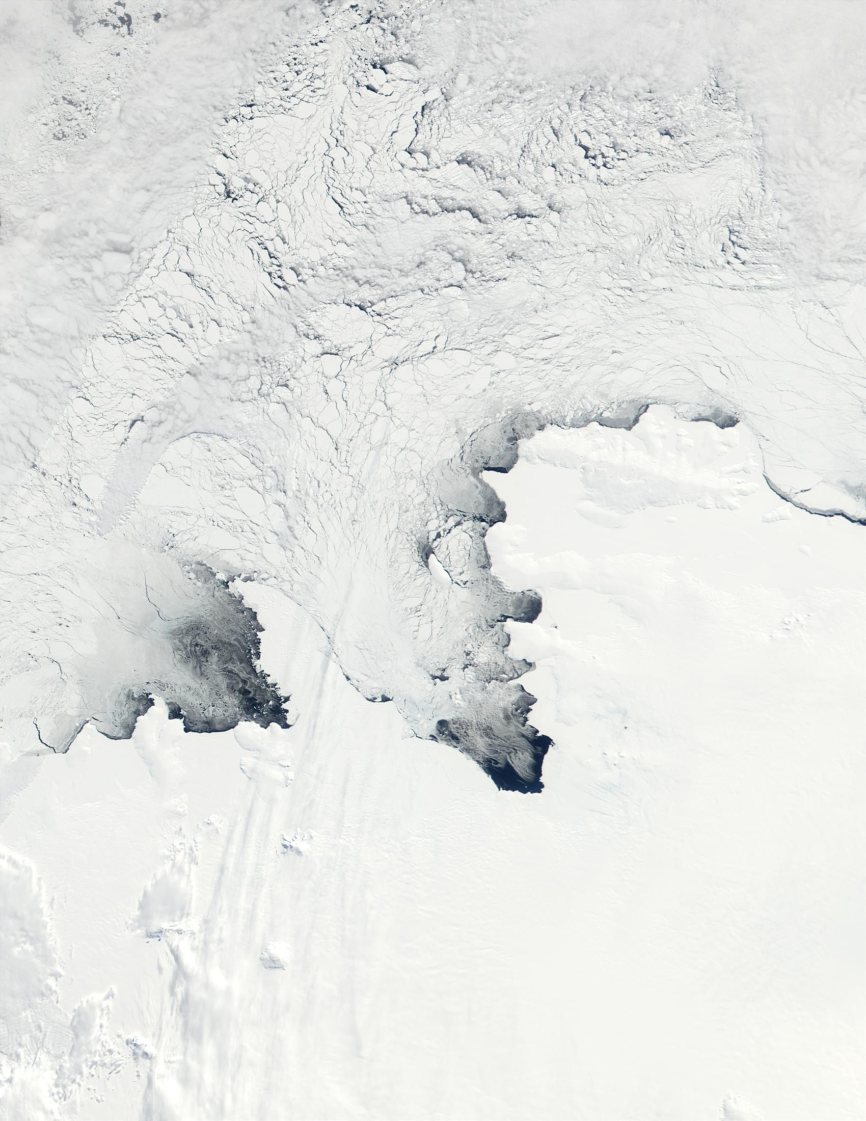 Walgreen Coast and Eights Coast, Antarctica - related image preview