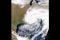 SeaWiFS: Eastern United States Low
