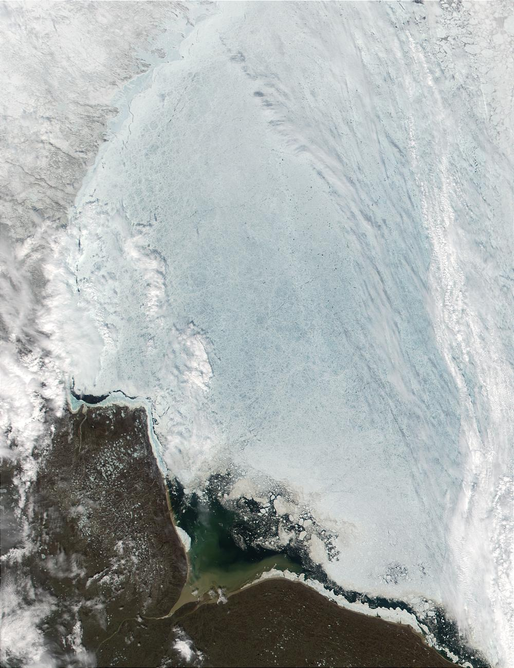 Southwest coast of Hudson Bay, Canada - related image preview