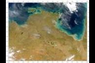 SeaWiFS: Fires in Australia's Northern Territory