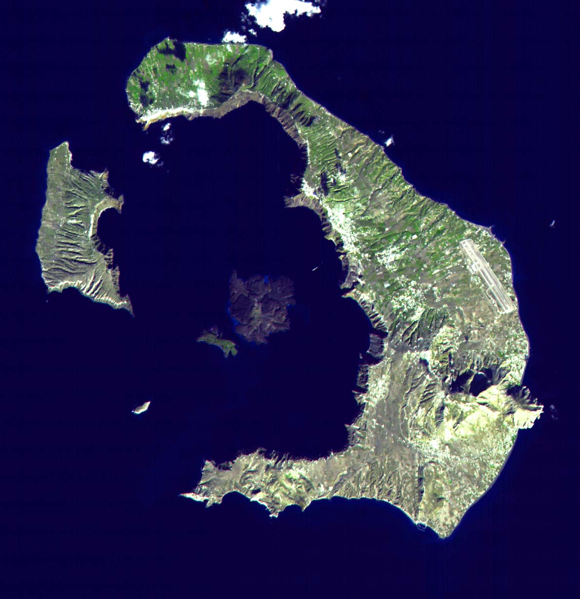 Santorini Volcano, Greece - related image preview