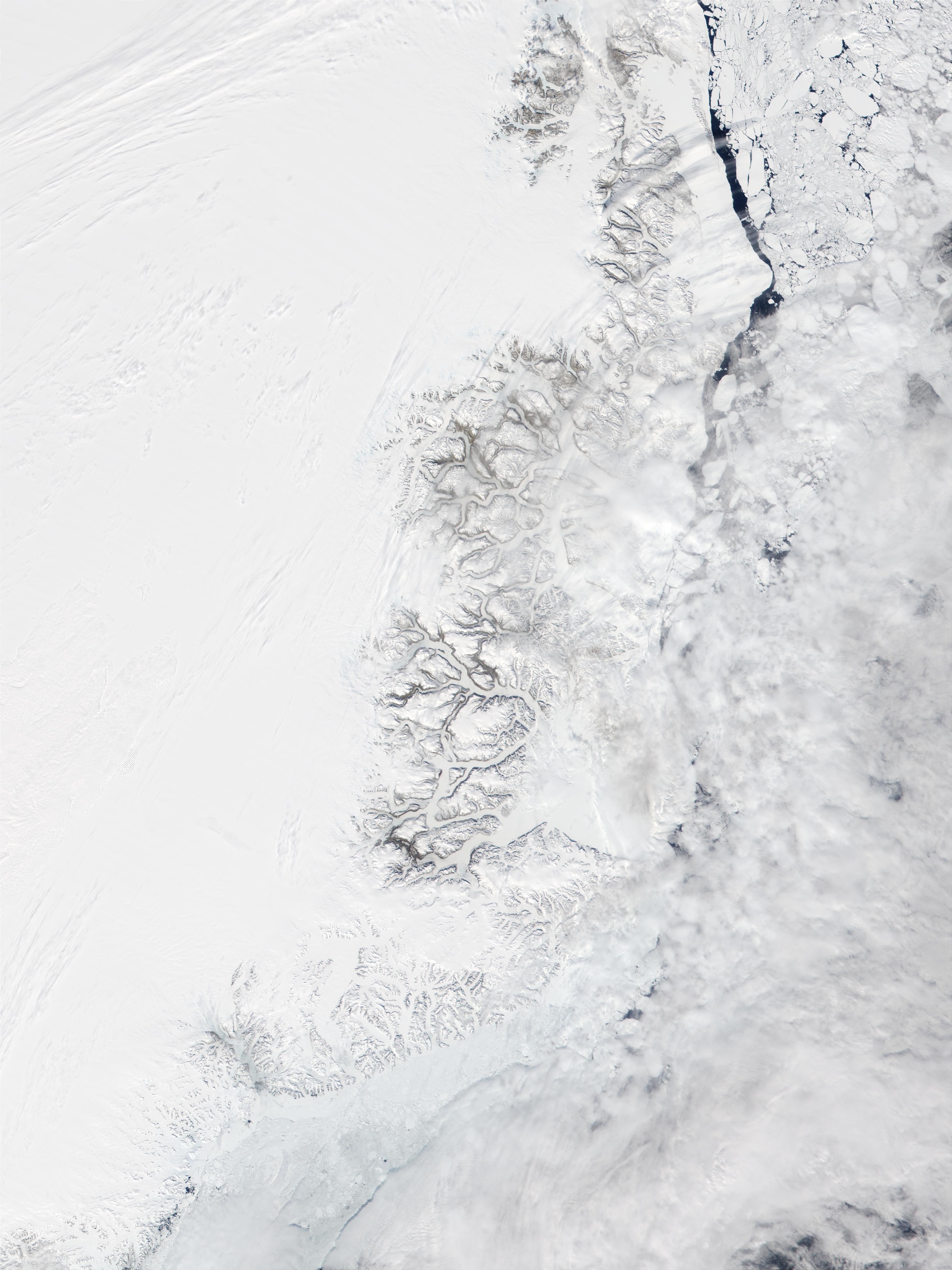 East coast of Greenland - related image preview