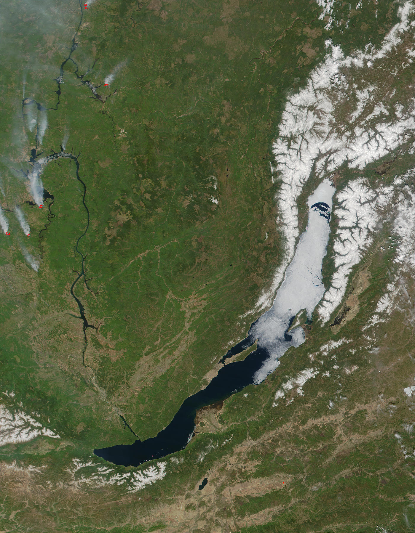 Lake Baikal, Russia - related image preview