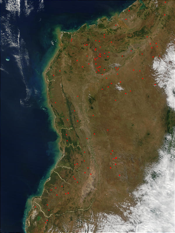 Fires in Madagascar - related image preview