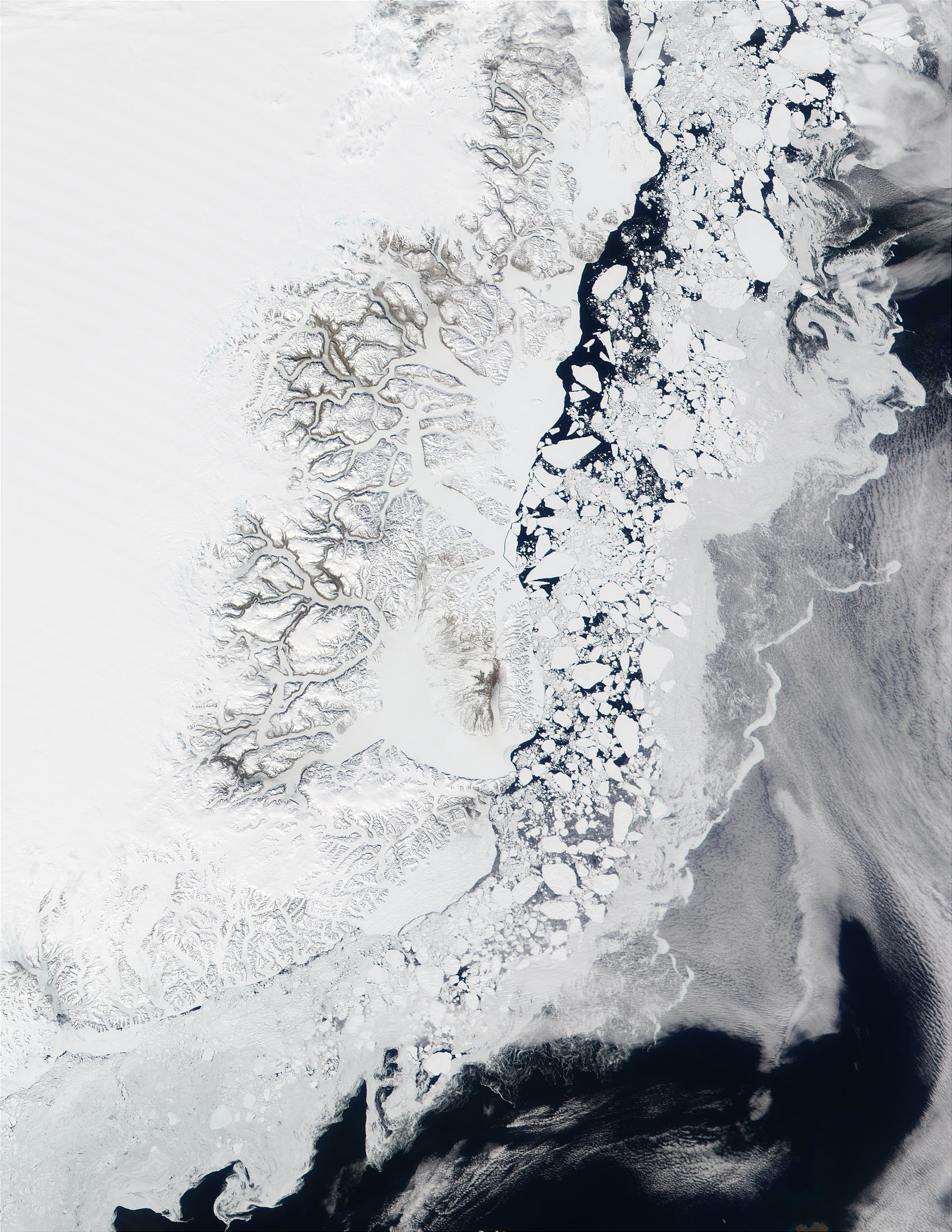 Eastern coast of Greenland - related image preview