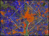 Map of Paved Surfaces - selected image
