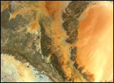 Central Sahara: A Wet Past - selected image
