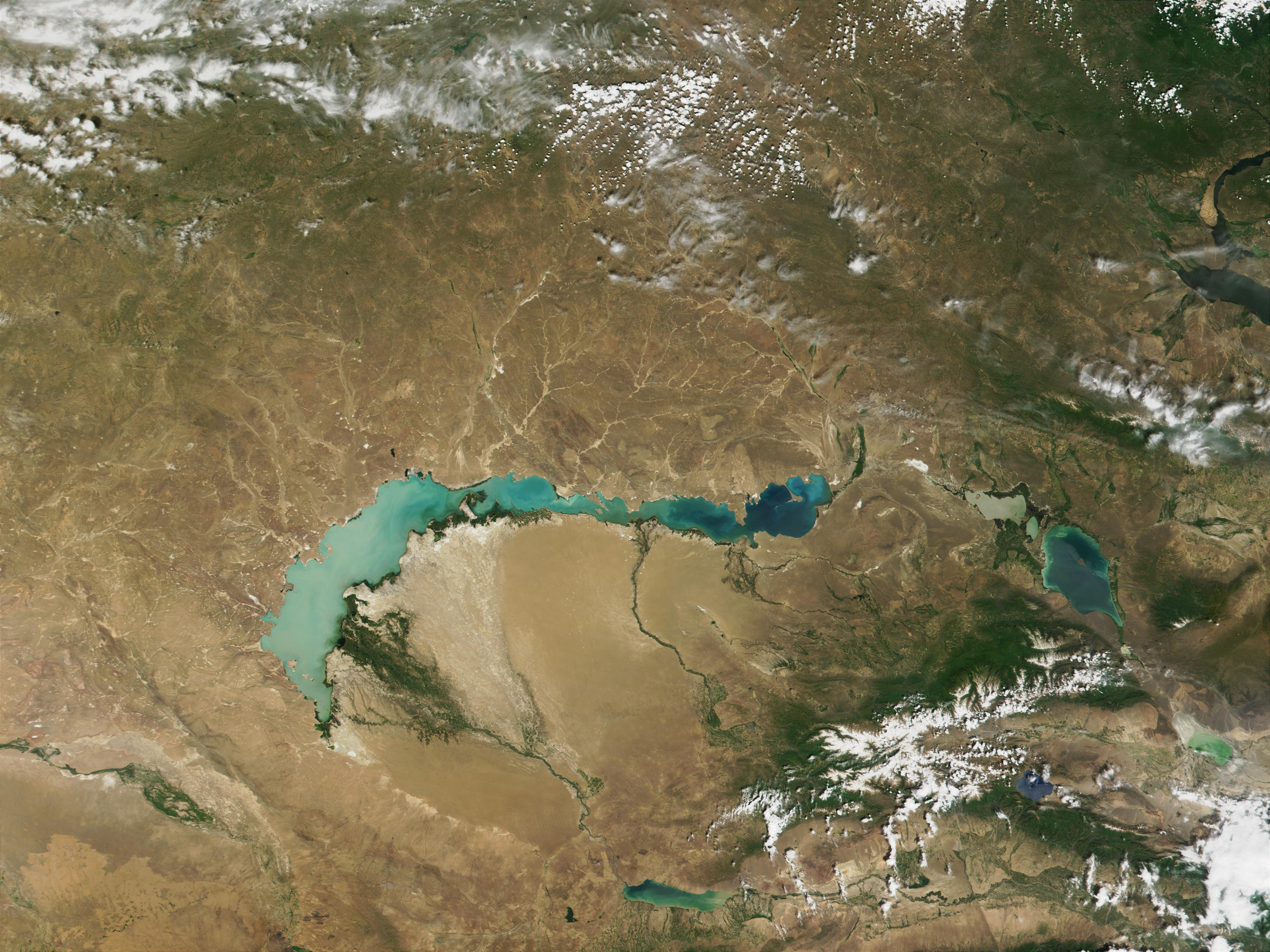 Balqash Koli, Kazakhstan - related image preview