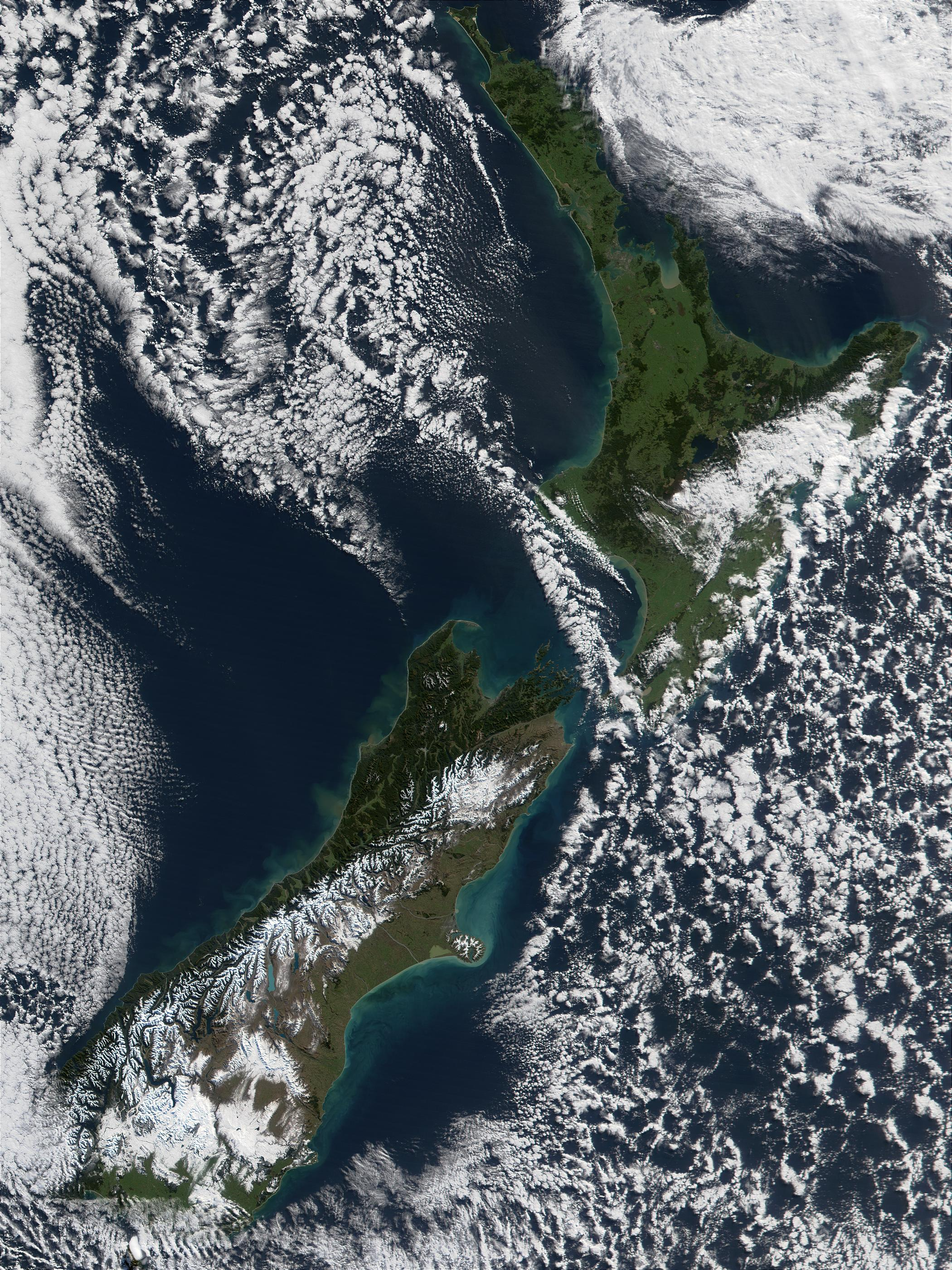 New Zealand - related image preview