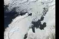 Novaya Zemlya and Kara Sea, Russia