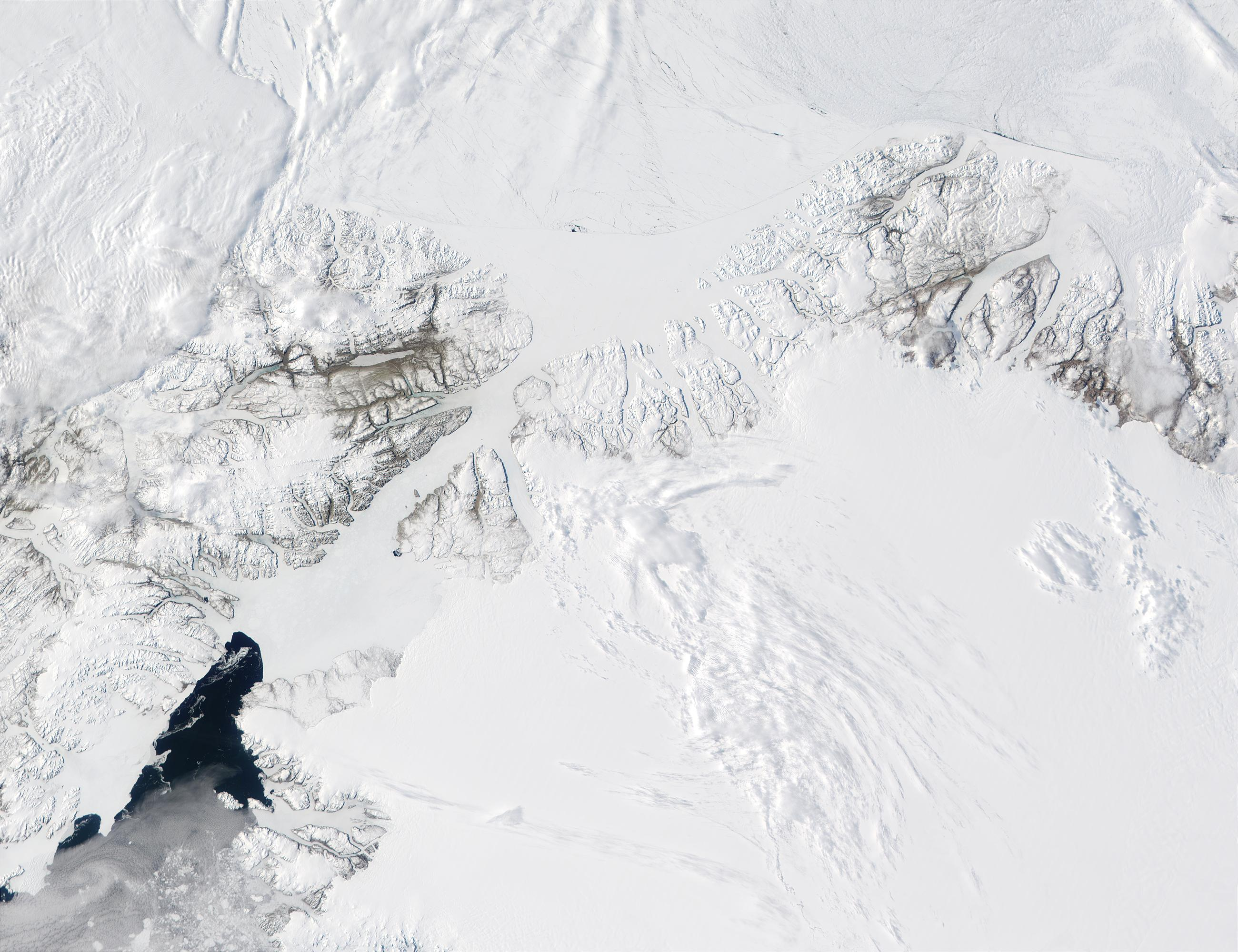 North coast of Greenland - related image preview