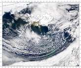SeaWiFS: Dust from Iceland - selected image